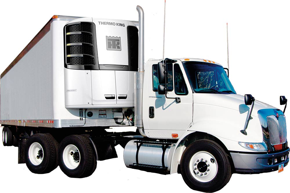 Rent Refrigerated Storage Trailers Here | Thermo King Triad